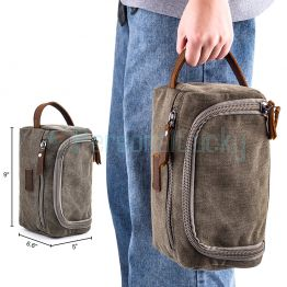 Customized Mens Gift Toiletry Bag