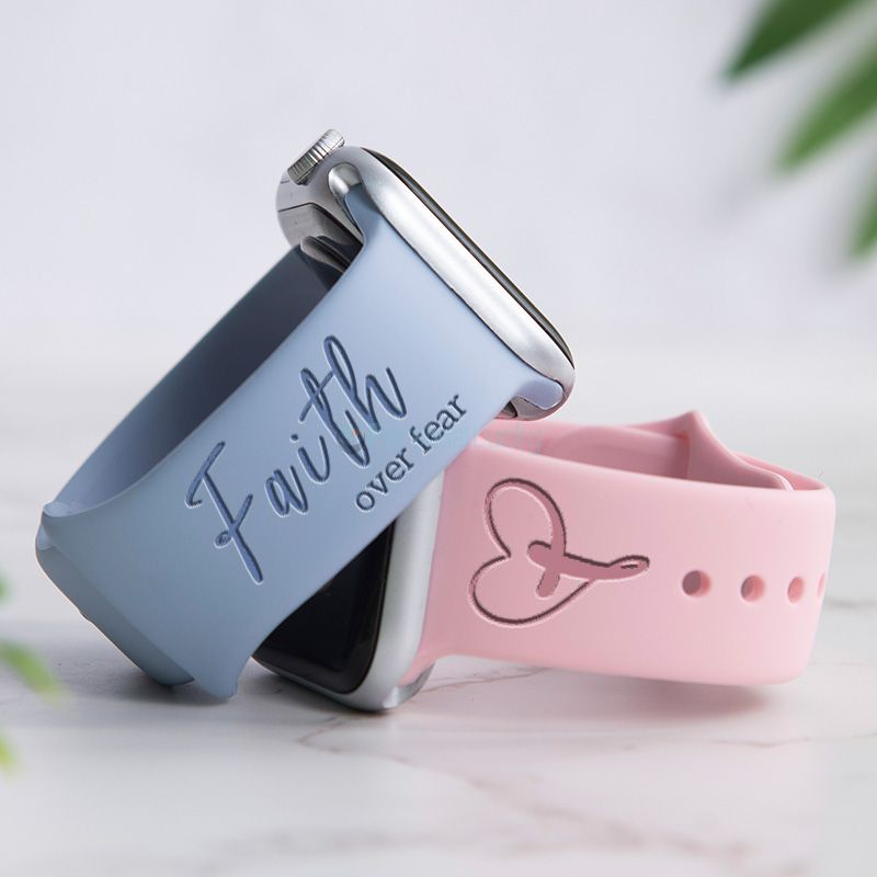 Faith over Fear Watch Band Inspirational Watch band