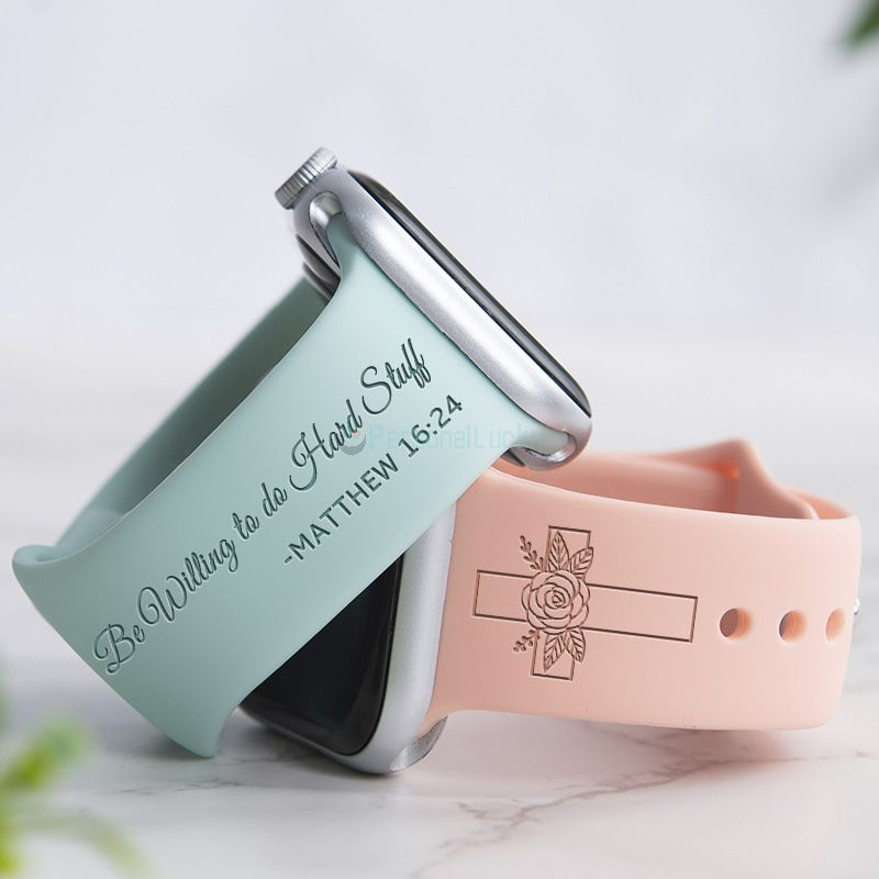 Bible Note Watch Band Christian's To Do List Watch Band