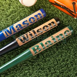 Personalized Engraved Mini Baseball Bat